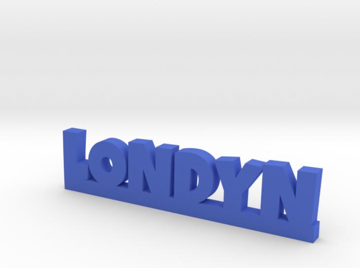 LONDYN Lucky 3d printed