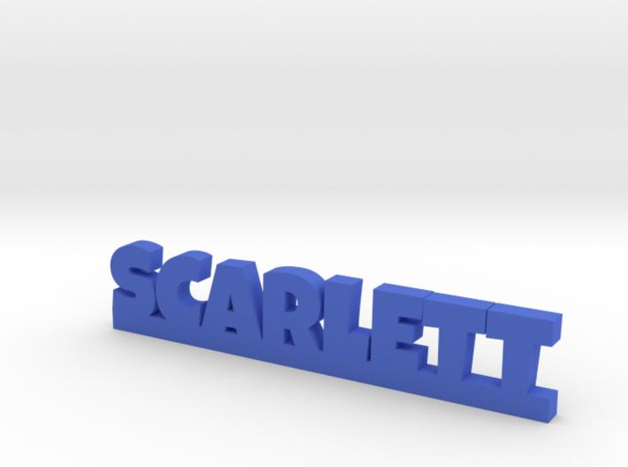 SCARLETT Lucky 3d printed