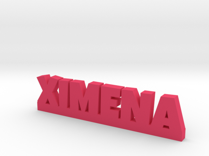 XIMENA Lucky 3d printed