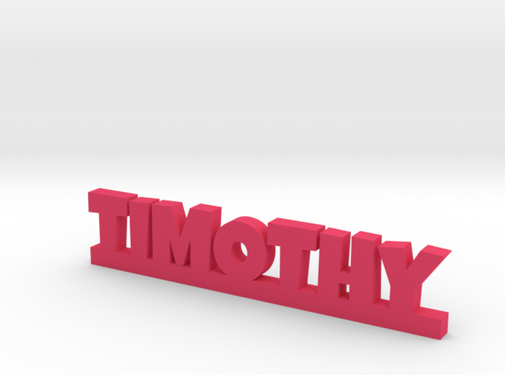 TIMOTHY Lucky 3d printed