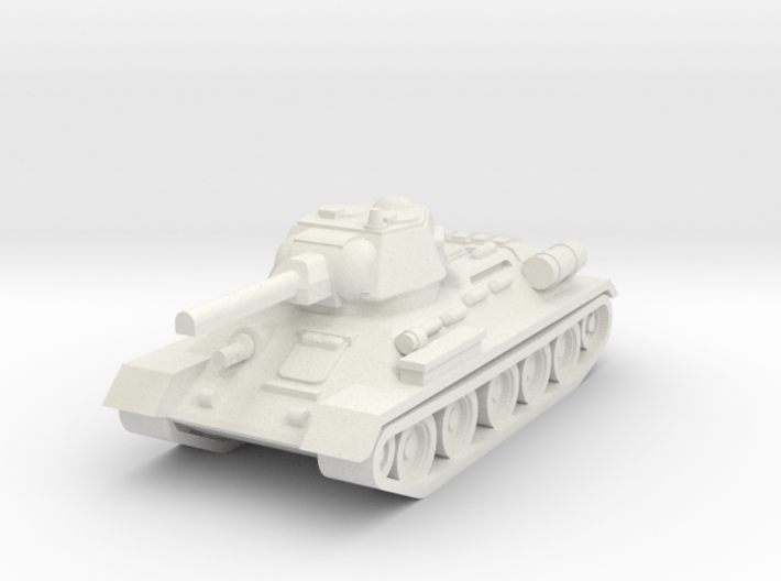 T34-76 3d printed