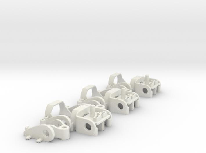 PDU_Hybrid_x3 3d printed