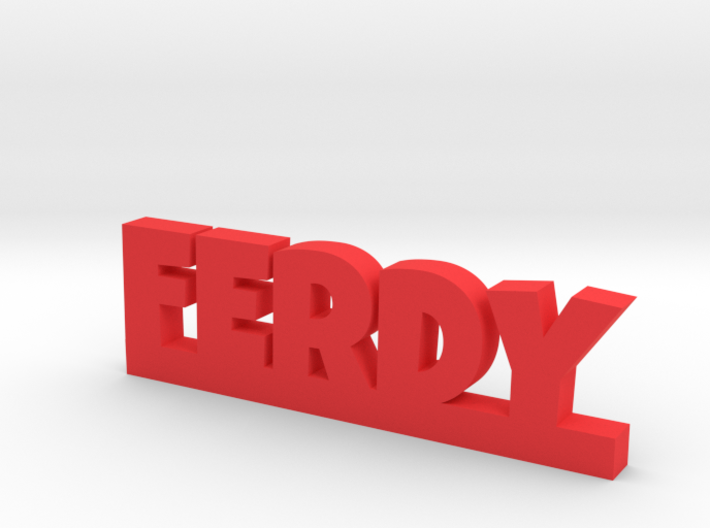 FERDY Lucky 3d printed