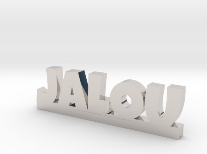 JALOU Lucky 3d printed
