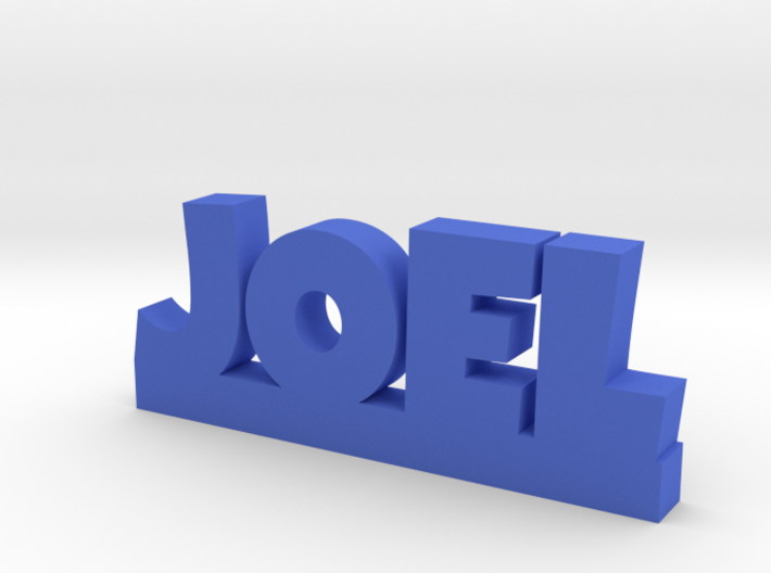 JOEL Lucky 3d printed