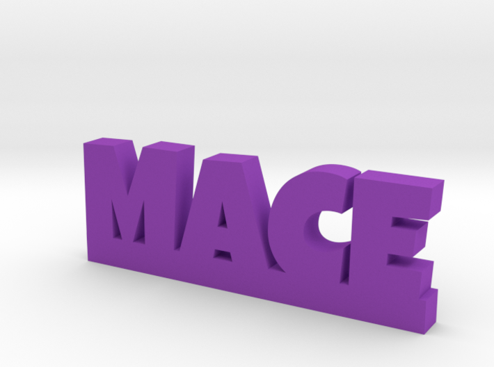 MACE Lucky 3d printed