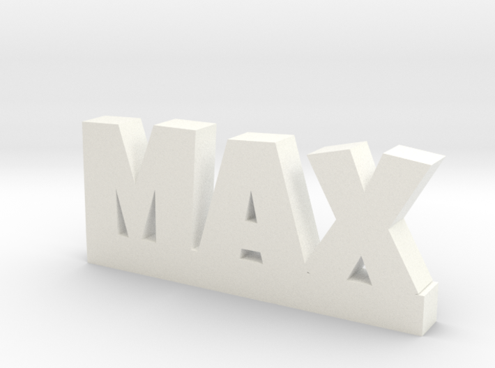 MAX Lucky 3d printed
