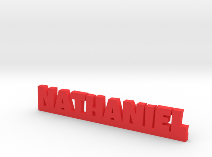 NATHANIEL Lucky 3d printed
