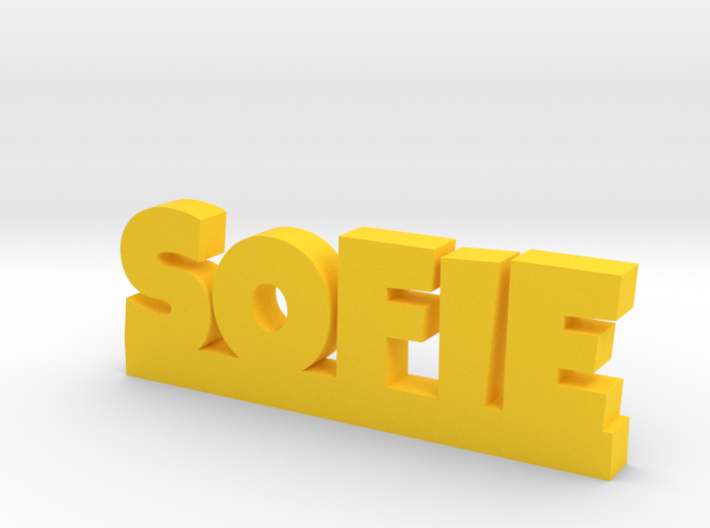 SOFIE Lucky 3d printed
