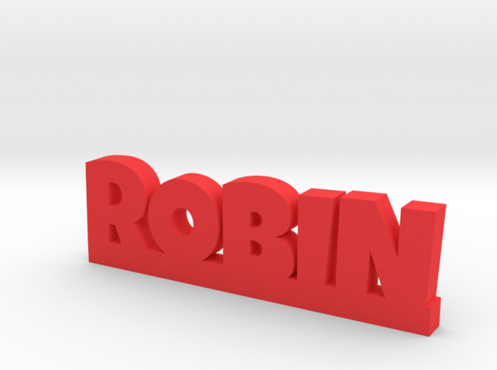 ROBIN Lucky 3d printed