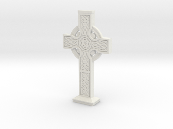 Celticcross6 3d printed