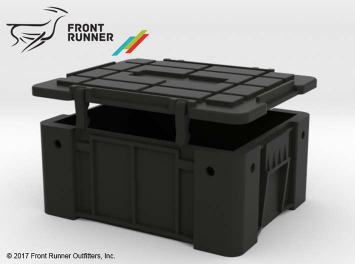 FR10008 Front Runner Wolf Pack 3d printed