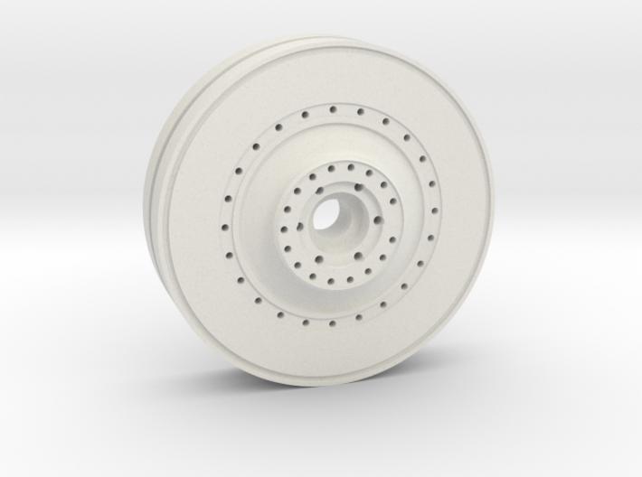 E-100 inner wheel 3d printed