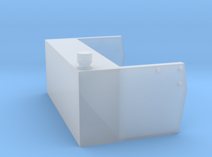 1/64 or S Scale Atom Jet Industries Hydraulic Tank 3d printed