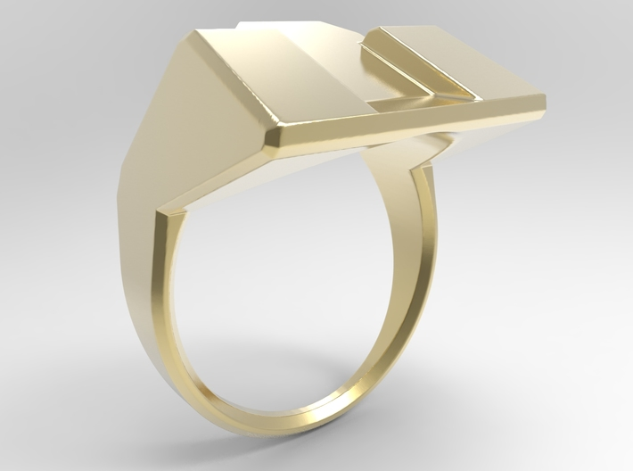 Knee Ring_G 3d printed