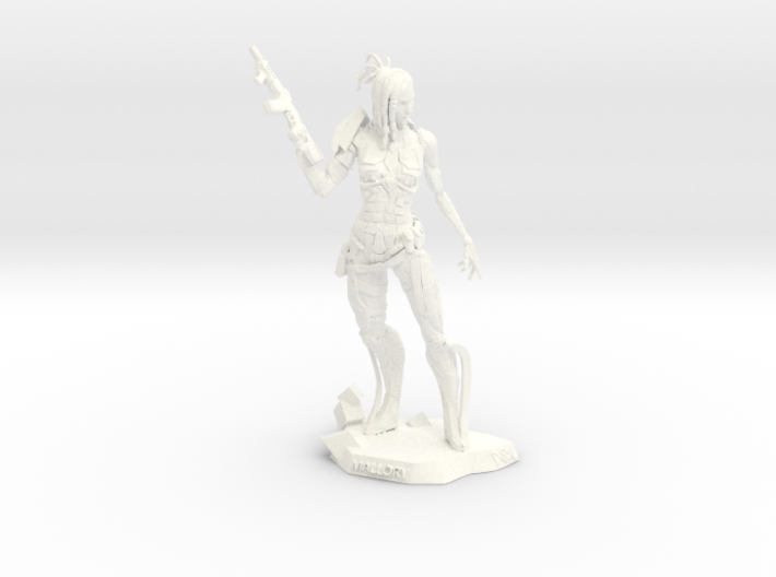 Mallory 3d printed