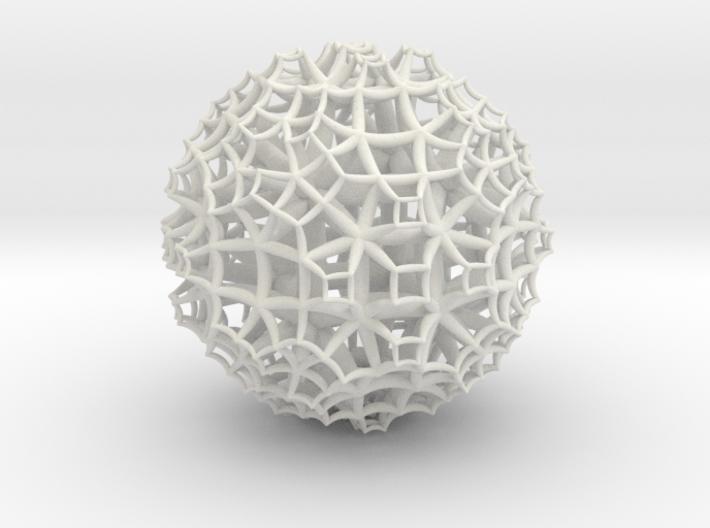 {4,3,5} H³ Honeycomb 3d printed