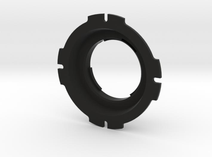 PL mount -flange for Exakta lens 3d printed