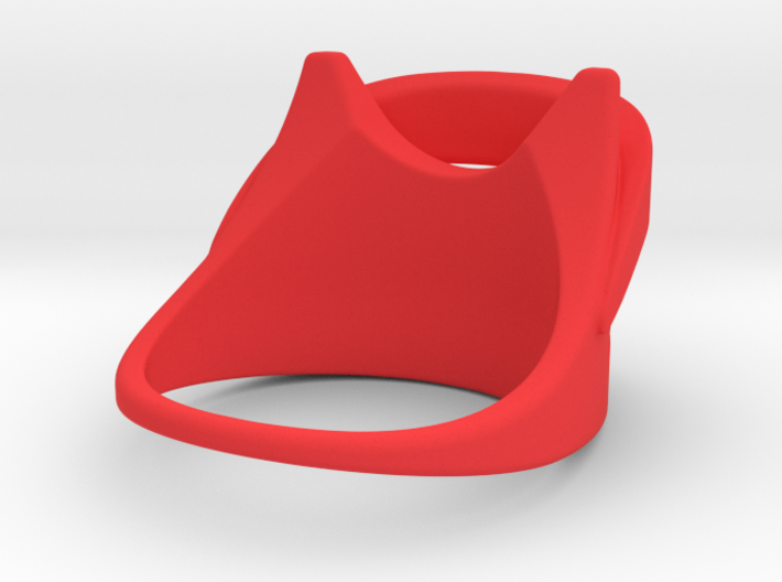 Wind Ring Pl 3d printed