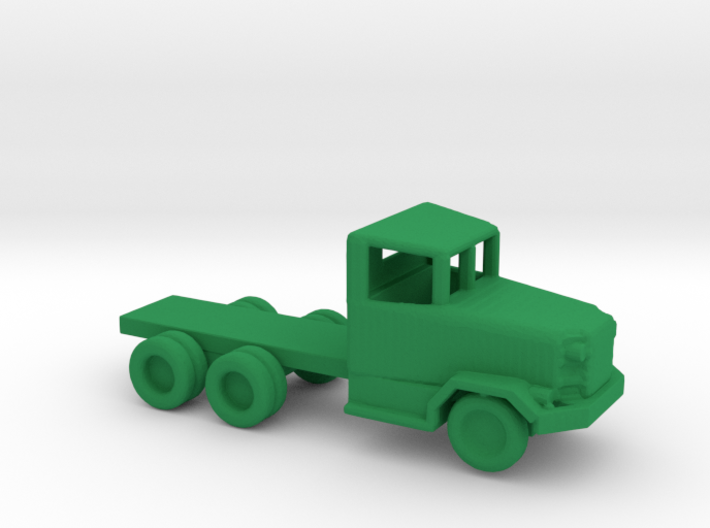 1/200 Scale M44 Truck Chassis 3d printed