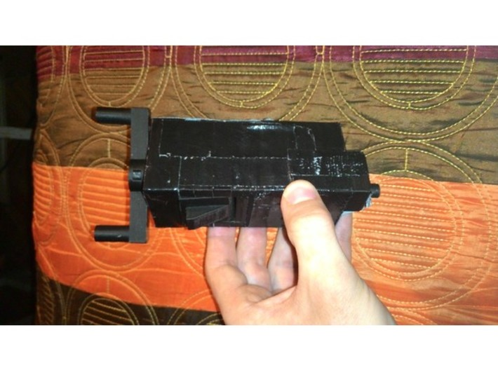 Airsoft Speedloader 3d printed