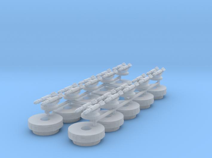 Torpedo Multi Set (X-wing) 3d printed