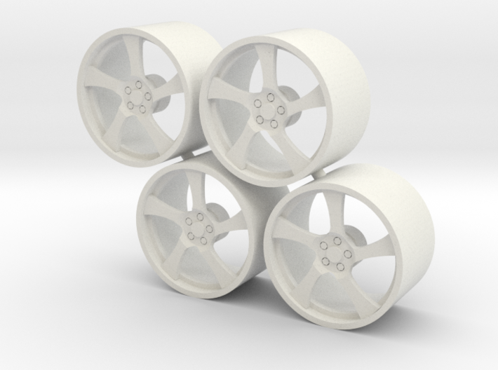 Set HRE-RS102 3d printed