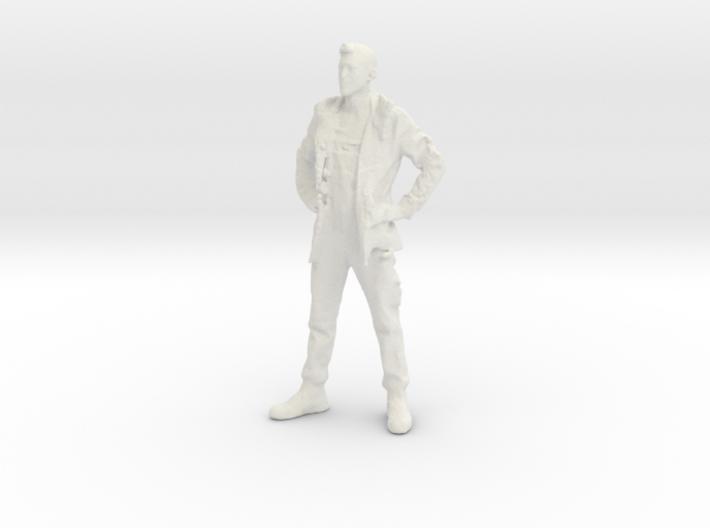 Printle C Homme 008 - 1/35 - wob 3d printed