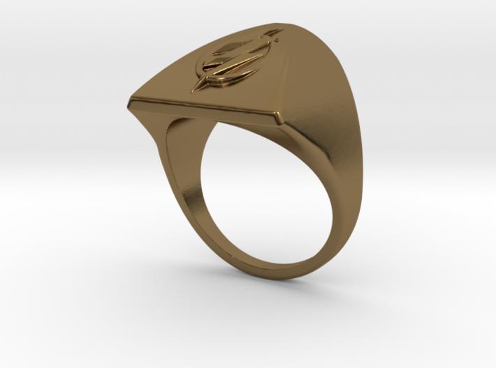 Flash Ring S B 3d printed