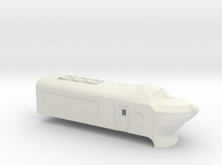 White Engine - Kato 11-105 3d printed