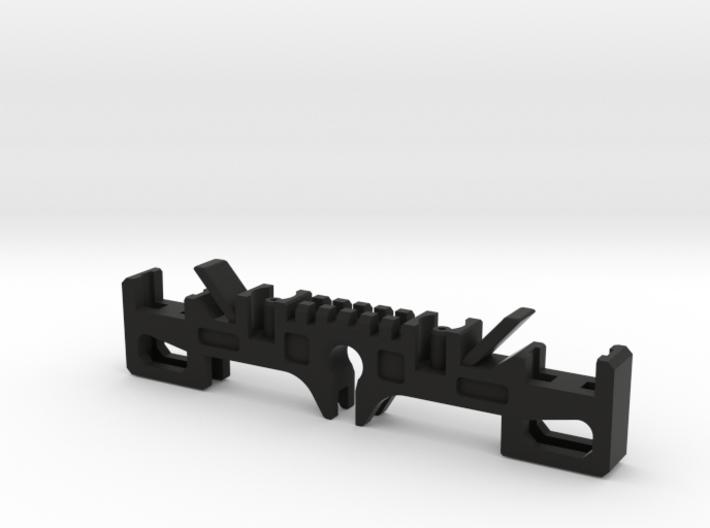 Graflex Lightsaber 2.0 2.1 2.5 Clamp Switch Holder 3d printed