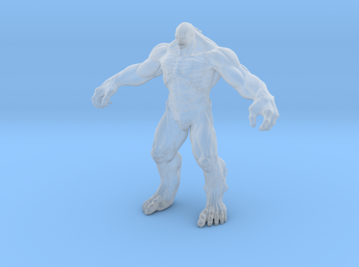 Abomination marvel 3d printed