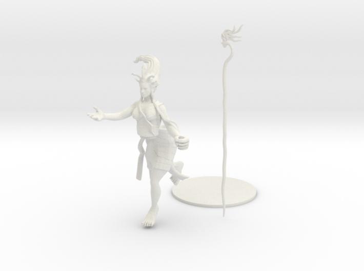 Princess Nym 3d printed
