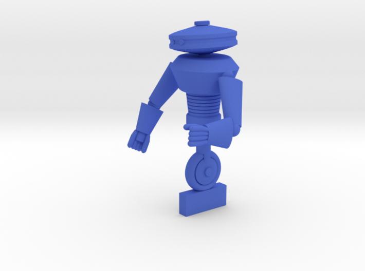Wheelbot 3d printed