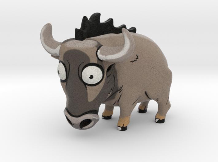 Breedingkit Wildebeest 3d printed