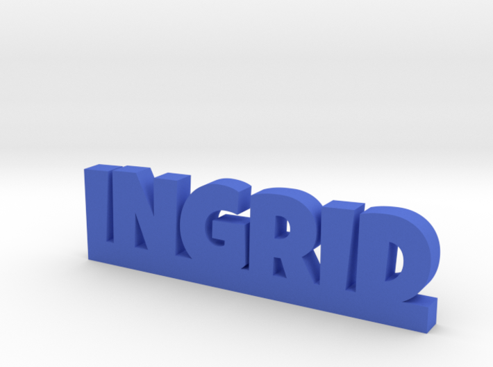 INGRID Lucky 3d printed