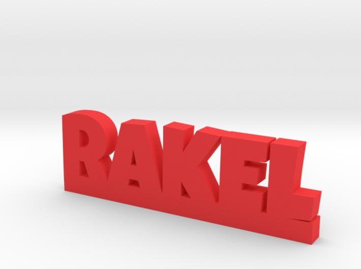 RAKEL Lucky 3d printed