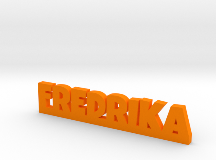 FREDRIKA Lucky 3d printed