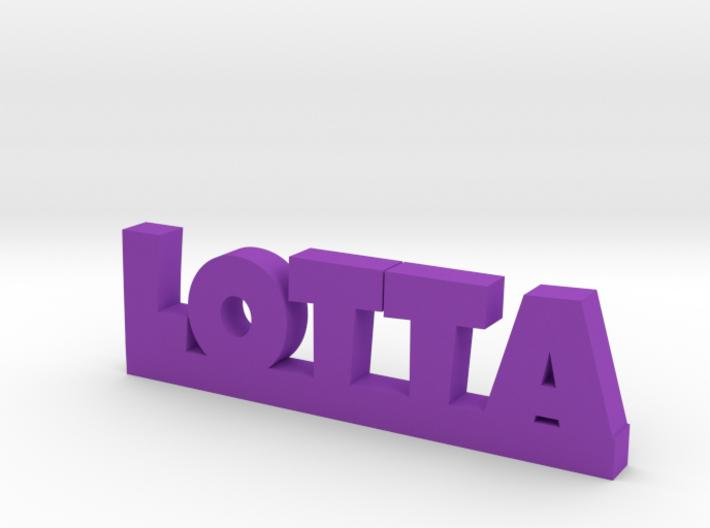 LOTTA Lucky 3d printed