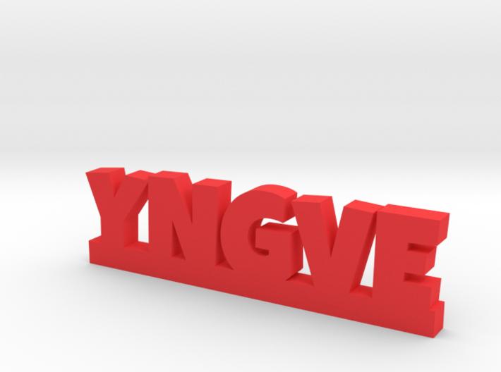 YNGVE Lucky 3d printed
