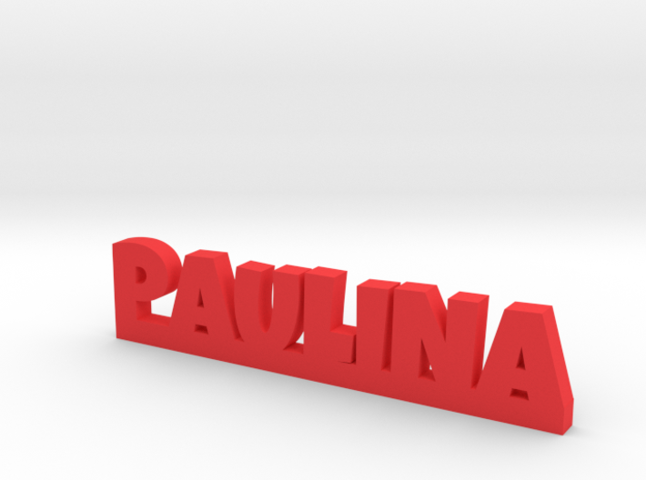 PAULINA Lucky 3d printed