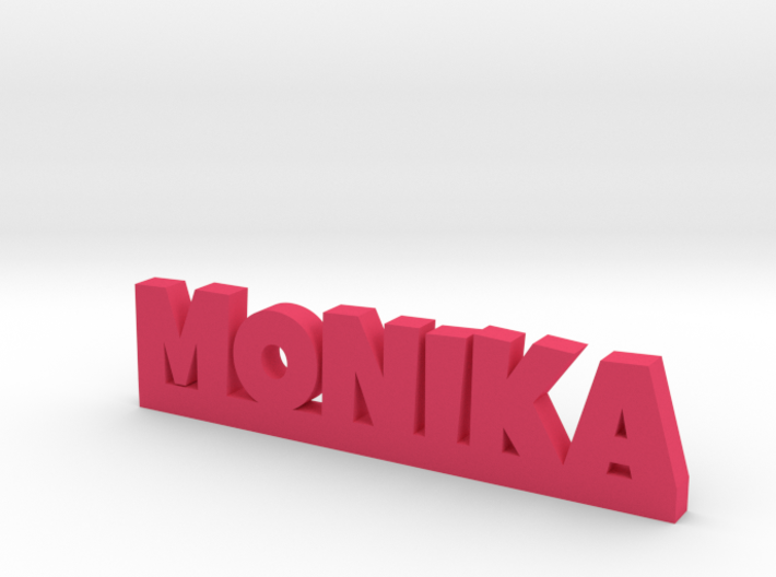 MONIKA Lucky 3d printed