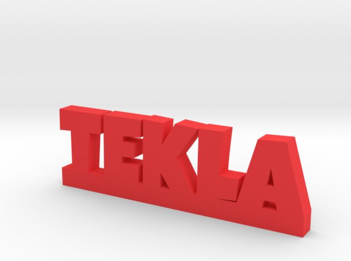 TEKLA Lucky 3d printed