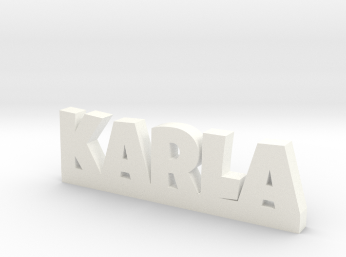 KARLA Lucky 3d printed