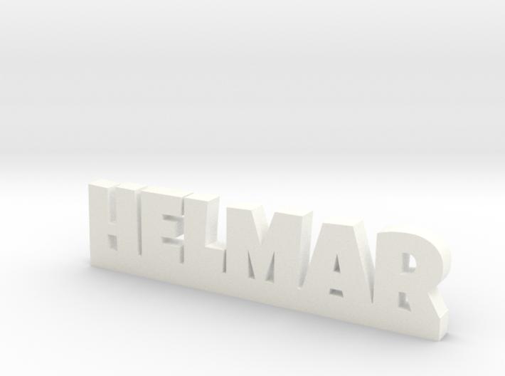 HELMAR Lucky 3d printed