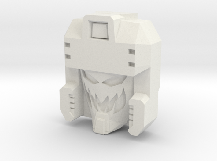 Blitzwing, Random Face (Titans Return) 3d printed