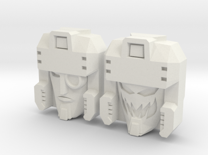 Blitzwing Icy/Random 2-Pack (Titans Return) 3d printed