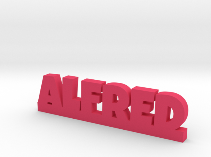 ALFRED Lucky 3d printed