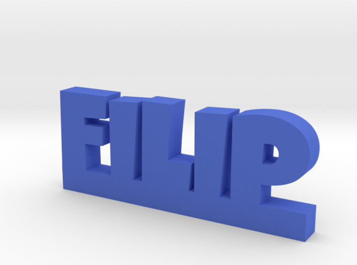 FILIP Lucky 3d printed