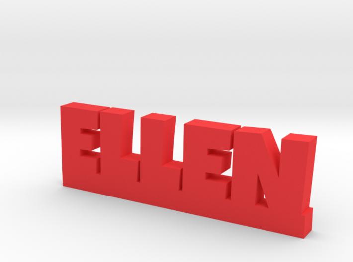 ELLEN Lucky 3d printed